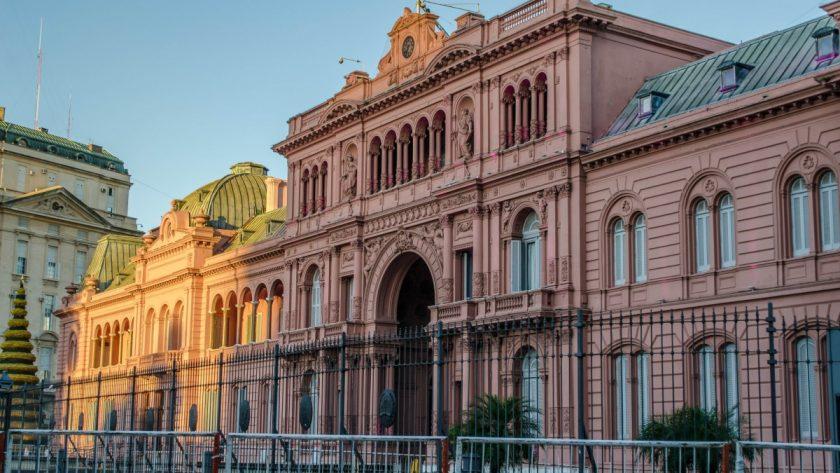 séjour en Argentine